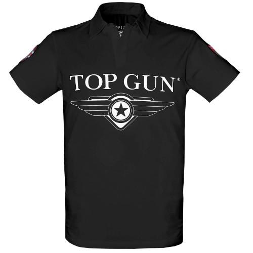 TOP GUN Polo T-Shirt Moon (Sale)