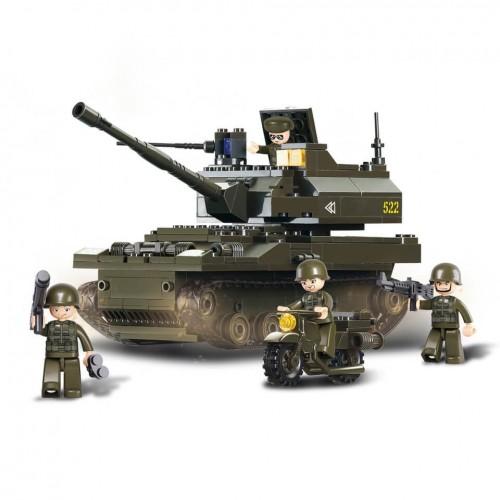 Sluban Panzer Bausteine Set M38-B9800