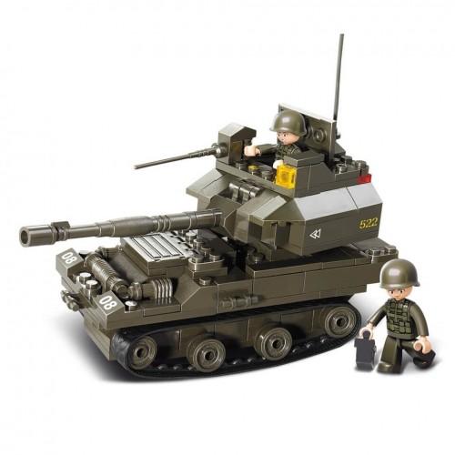 Sluban Panzer Bausteine Set M38-B0282