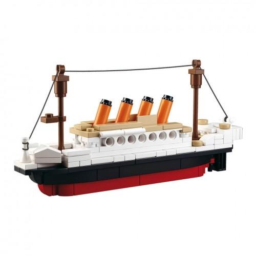 Sluban Titanic Small Bausteine Set M38-B0576