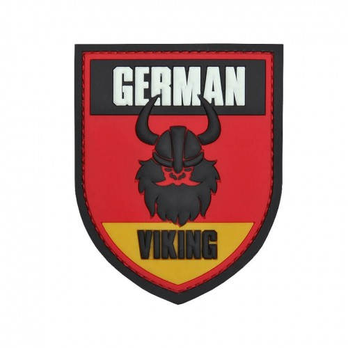 101 INC Rubber Patch German Viking