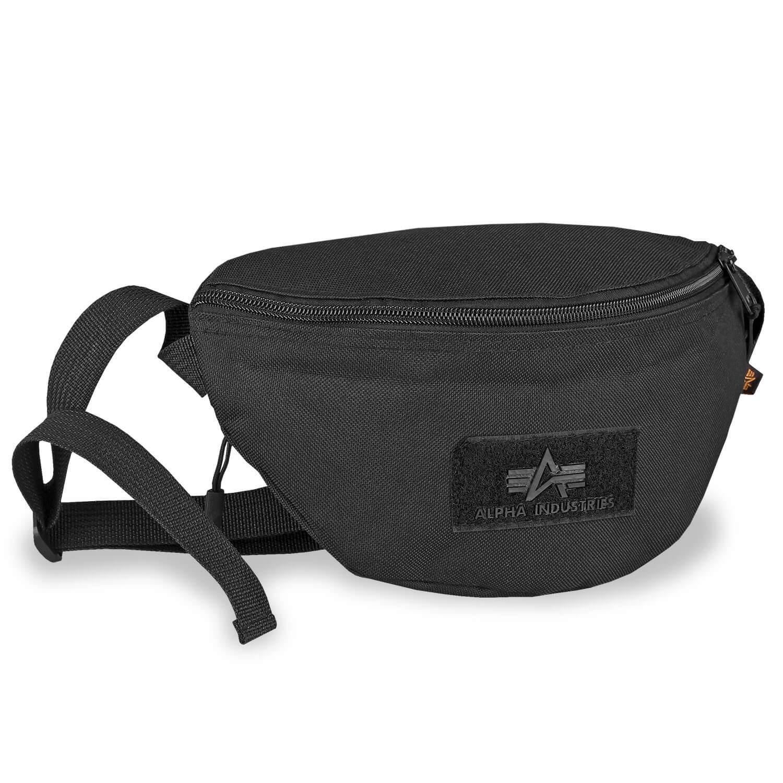 Alpha Industries Bauchtasche Logo Basic Big A Oxford Waist Bag Tasche Hip Bag