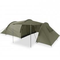 3-Mann-Zelt mit Stauraum