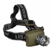Kopflampe LED Cree mit Focus