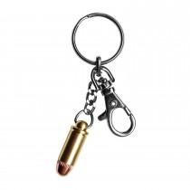 Schlüsselanhänger mit Patrone klein