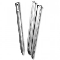 Zeltheringe Stahl 23 cm 10er-Pack