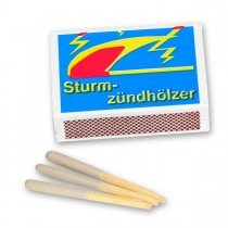 Sturmstreichhölzer 10er-Pack