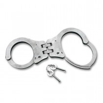 Handschelle Police Double Lock Starr S/Steel