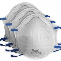 3er Pack Atemschutzmaske FFP2 EN149:2001 Mundschutz