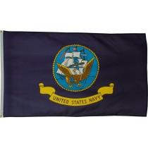 Flagge / Fahne 90x150 cm US Navy
