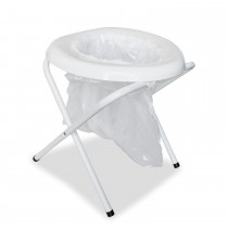 Camping Toilette klappbar