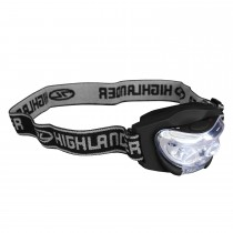Stirnlampe Vision 2+1 LED