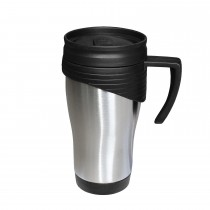 Edelstahl Thermobecher 400 ml (Abverkauf)