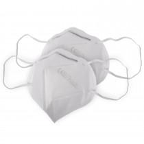 2er-Pack Mundschutz Maske FFP2