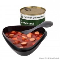 Fertiggericht Dose Currywurst