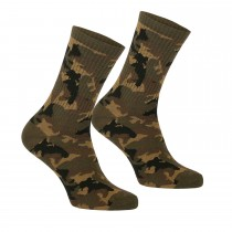 Camo Socks 2er Pack