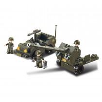 Panzerabwehrkanone Bausteine Set M38-B5900