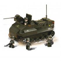 Panzerfahrzeug Bausteine Set M38-B6300