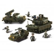 Armee Bausteine Set M38-B6800