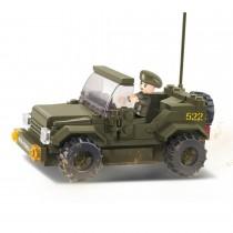 Jeep Bausteine Set M38-B0296