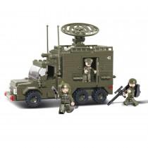 Radar Truck Bausteine Set M38-B0300
