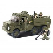 Truppentransporter Bausteine Set M38-B0301