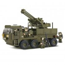 LKW Flak Bausteine Set M38-B0302