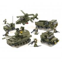 Armee Bausteine Set M38-B0311