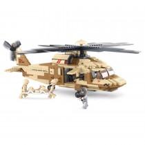 Black Hawk Helicopter Bausteine Set M38-B0509