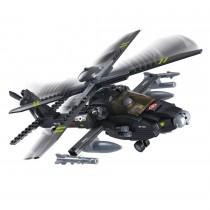 Apache Hubschrauber Bausteine Set M38-B0511