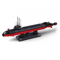 Atom-U-Boot Bausteine Set M38-B0391
