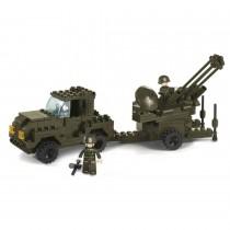 Luftabwehrgeschütz Bausteine Set M38-B7300