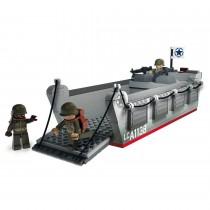WWII Landungsboot Bausteine Set M38-70070