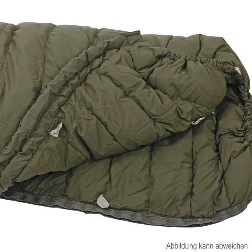 angenehmes Gefühl außergewöhnliche Farbpalette 50% Preis Bundeswehr Schlafsack Winter 5-tlg. gebraucht