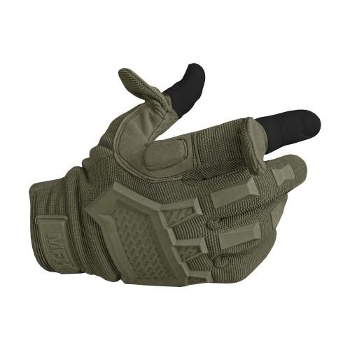 MFH Tactical Handschuhe Action Einsatzhandschuhe Schießhandschuhe Security OLIV