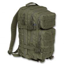 Rucksack Brandit 8004 25l BW Army Armee Trekking Kampfrucksack Oliv Schwarz