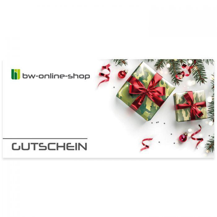 Gutschein Bw Online Shop