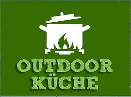 outdoor kueche
