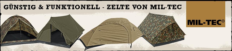 Mil-Tec Zelte