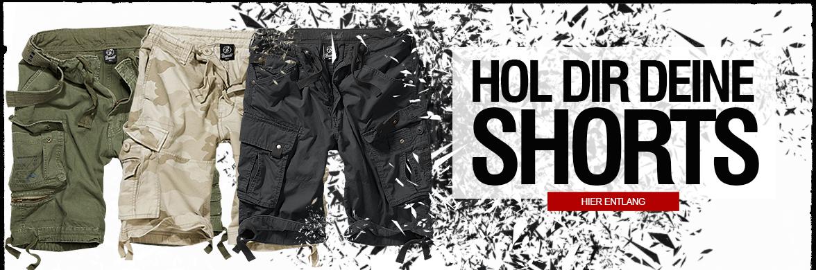 Hol dir deine Shorts